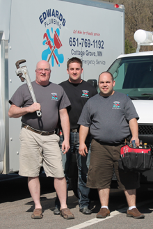 Inver Grove Heights Plumbing Services, Mike Edwards Plumbing